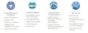 servizi tributax infocert camera di commercio